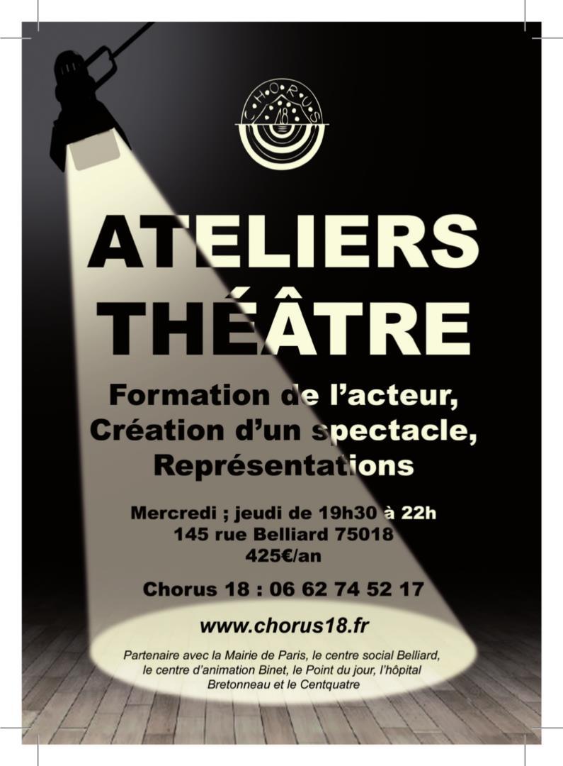 Théâtre - Chorus 18