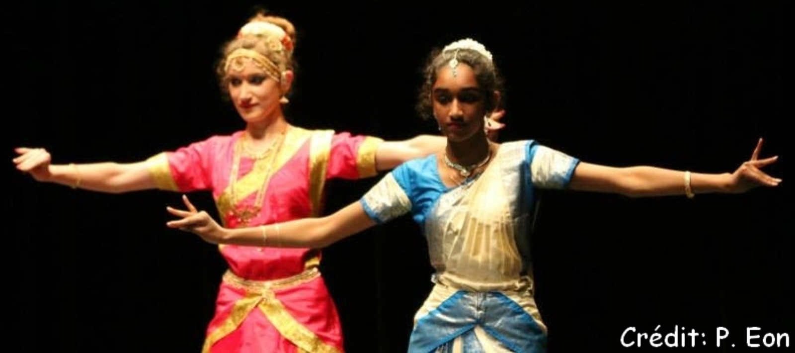 Bharata Natyam débutants - Association Mira-Baï