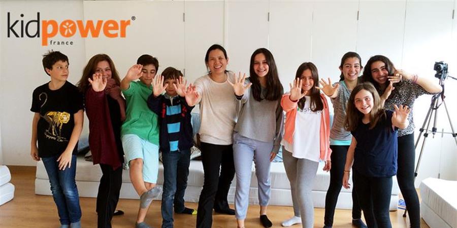 Atelier Kidpower du Dimanche 14 avril 2019 à Montrouge - Kidpower France