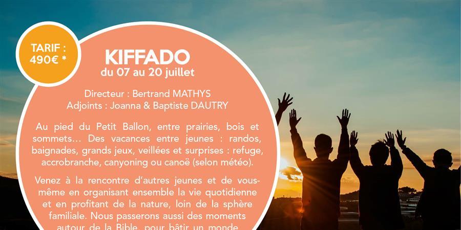 KIFFADO - Centre de vacances Landersen