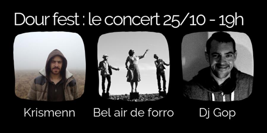 Dour fest - le concert - EAU & RIVIERES DE BRETAGNE