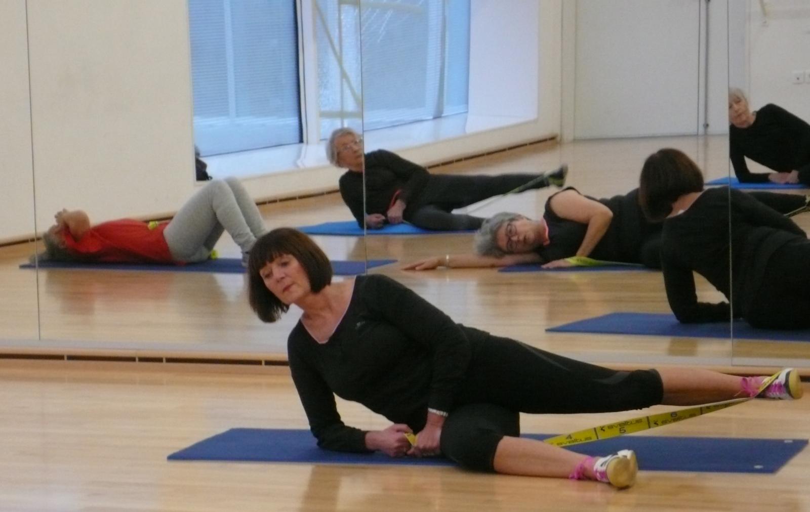 Gym seniors à Reuilly - Retraite Sportive de Paris