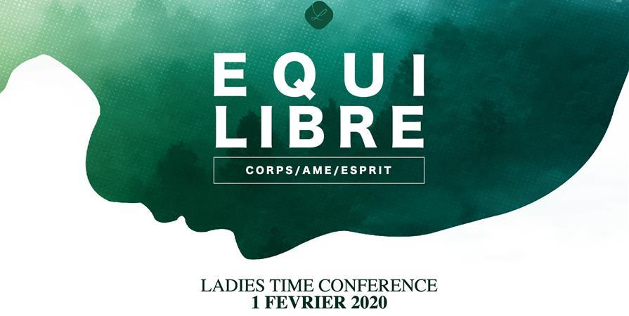 Ladiestime 2020 - Equilibre - 7 VIE EST BELLE