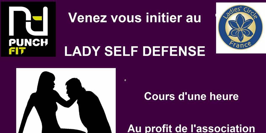 Cours de Lady Self Défense - LADIES' CIRCLE AUXERRE