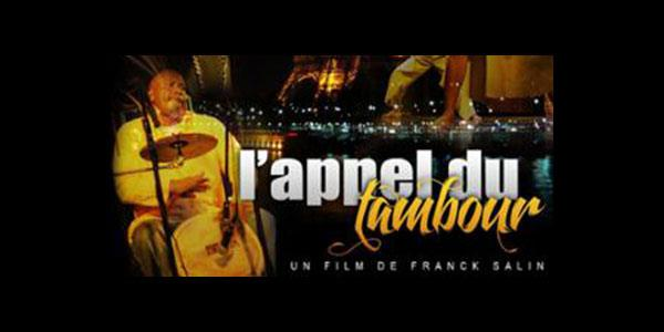 """Projection du film """"L'appel du tambour"""" de Franck Salin - Les toul reuz"""