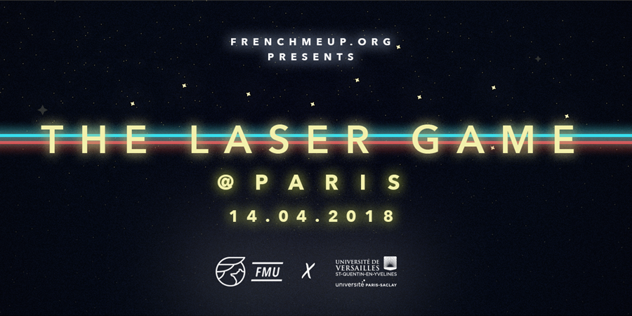 Laser Game - French Me Up