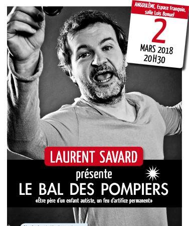 SPECTACLE DE LAURENT SAVARD - Entre parent'aide