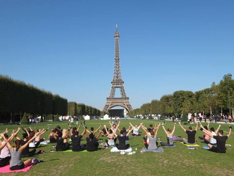 Cours de kundalini yoga en français et en russe - Association Soznanie