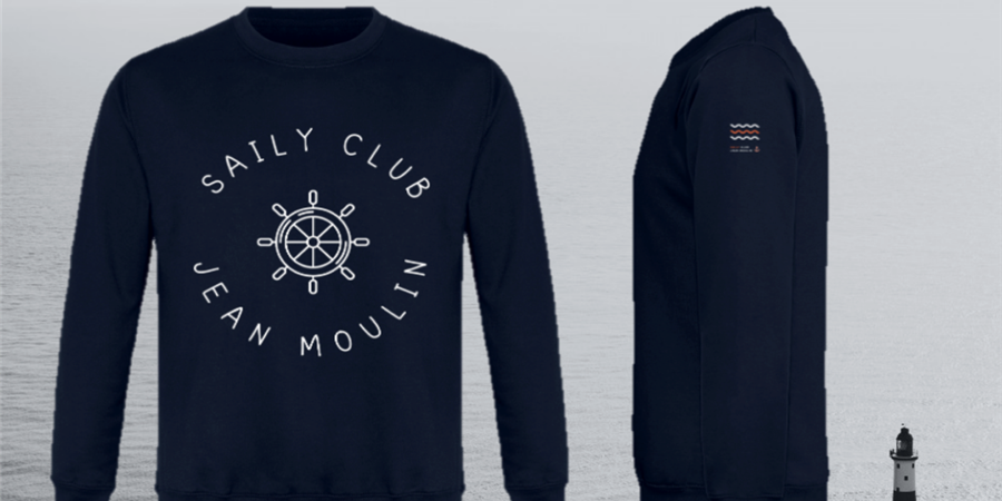 SaiLy Club le sweat + Ecocup - SaiLy Club Jean Moulin