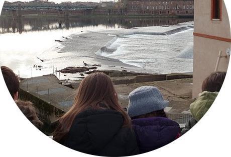 #3 Balade à la découverte du fleuve - Reflets - CPIE Terre Toulousaines
