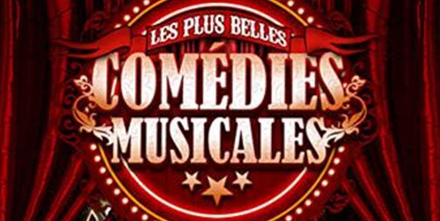 Le Best of des comédies musicales - Association LUDO62