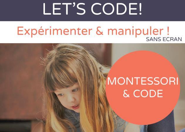 Atelier Let's CODE sans écran - Institut Pinsons  - Institut Pinsons