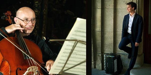 Violoncelle – Accordéon - Les Musicales d'Orcival