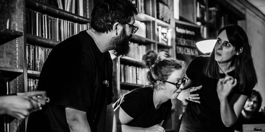 Perf' à la Librairie - Décembre - La LILA