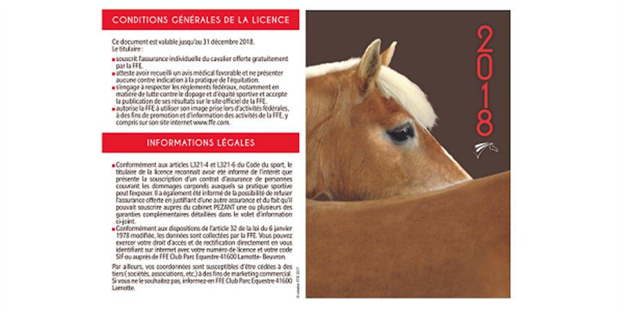 Services FFE - saison 2019-2020 (licences, rcpe, engagement) - RESEAU EQUITARIO