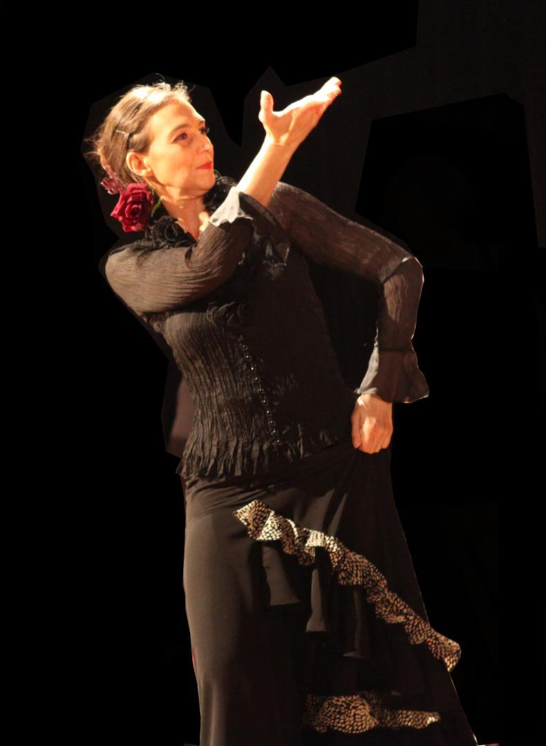 Cours de danse Via flamenca - Via flamenca - Marisol Jimenez et Elvira Velasco