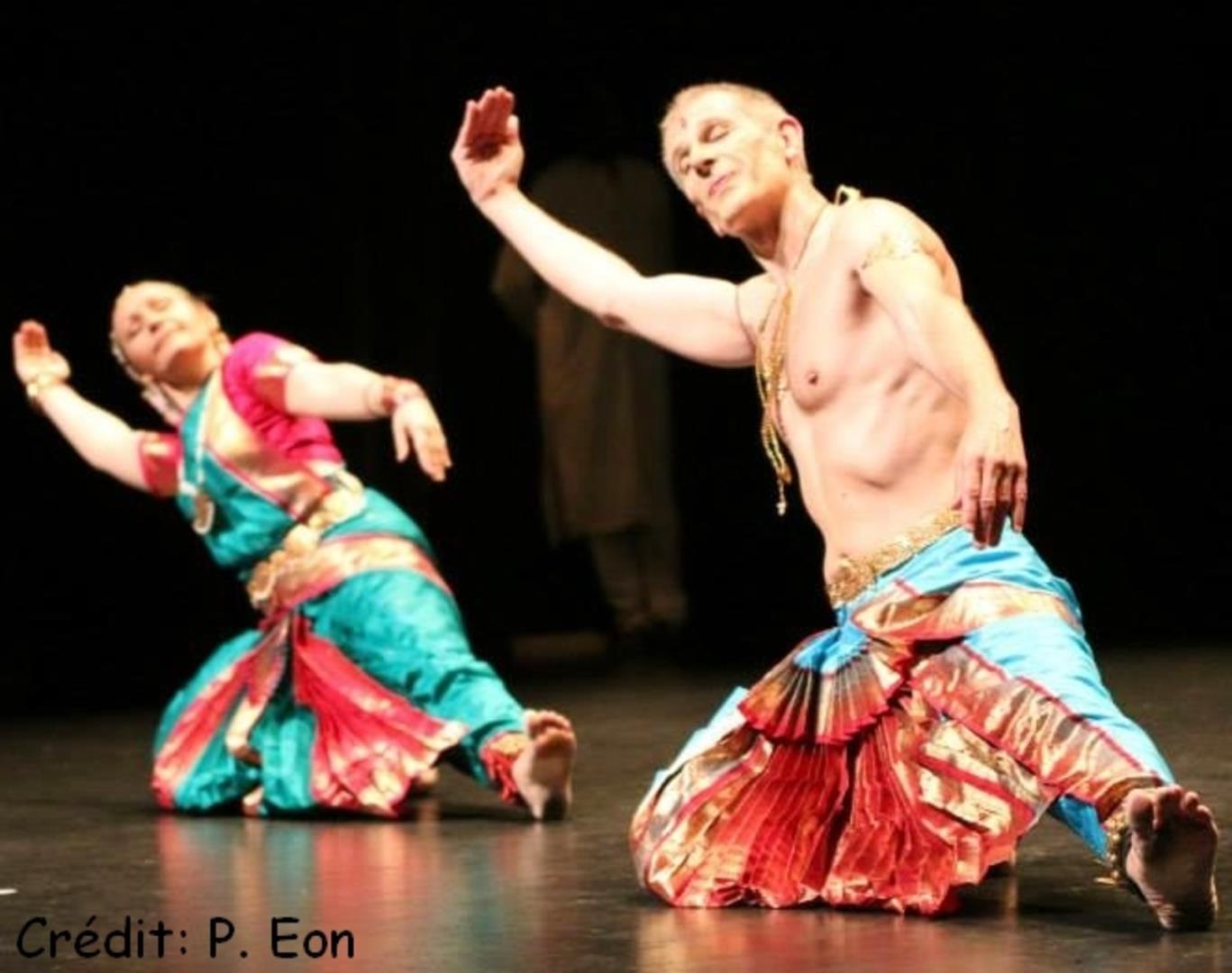 Bharata Natyam avancés - Association Mira-Baï
