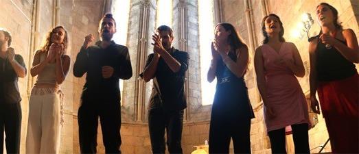 Lo Barrut à la Cité de la Musique - Les Voies du Chant