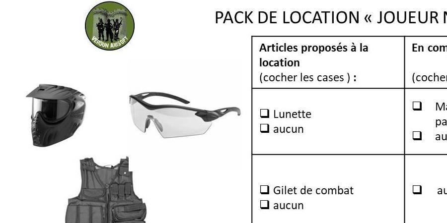 Partie dominicale, scénarios complets & variés, sans stress :-) - Verdun Airsoft