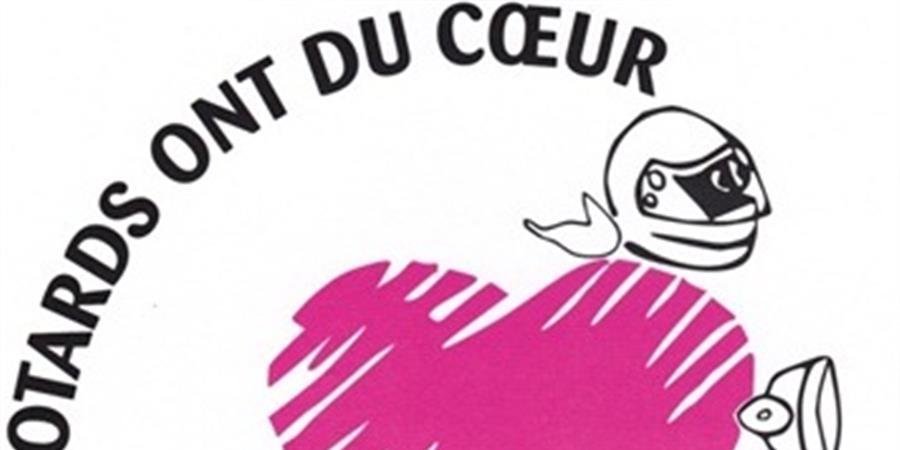 Inscription à la Balade du 10 Juin 2018 des Motards ont du Coeur - Les Motards ont du Coeur
