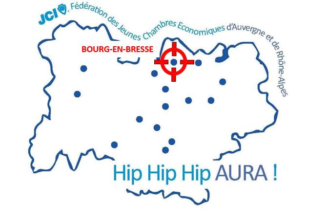 CONGRES REGIONAL 2018 JCI AUVERGNE - RHONE-ALPES - JEUNE CHAMBRE ECONOMIQUE - BOURG-EN-BRESSE