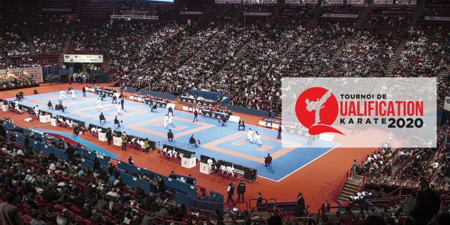 Tournoi qualificatif Olympique - ECOLE LUÇONNAISE  KARATÉ