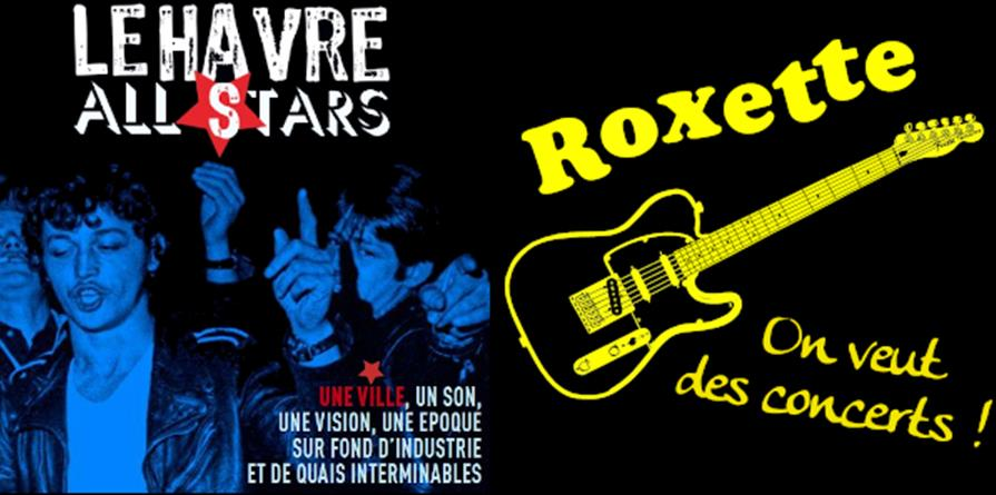 LE HAVRE ALL STARS - Club de la Chesnaie
