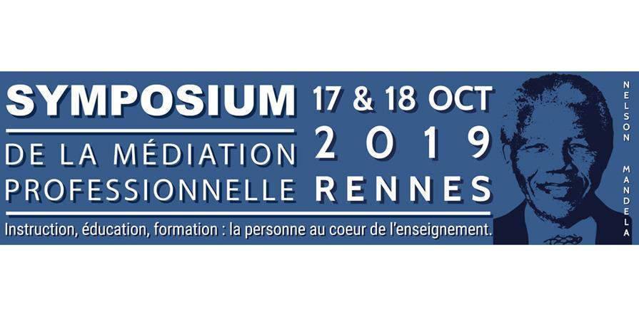 Symposium de la Médiation Professionnelle 2019 - CPMN
