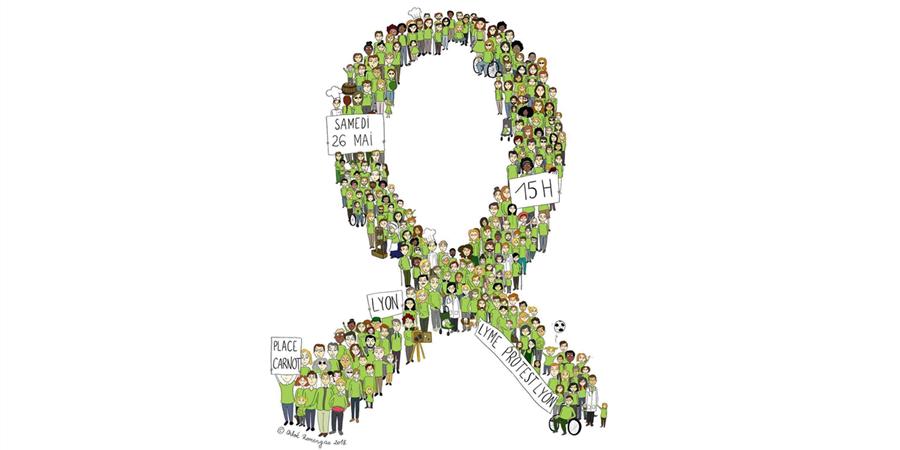 Association France Lyme // Conférence Lyme Protest animée par des médecins - Association ESDES Project