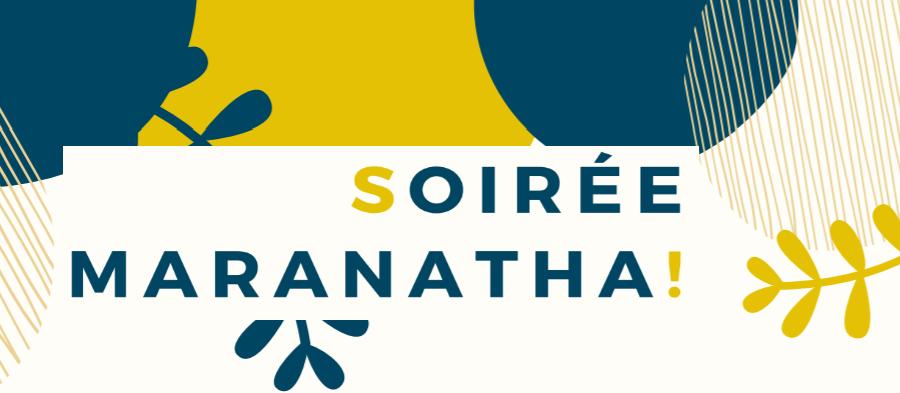 Maranatha 2018 AGBE - Amis des Groupes Bibliques à l'Etranger