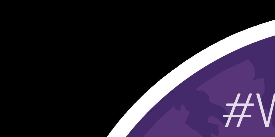Ruban Violet Pour la Journée Mondiale 2018 - association François Aupetit - afa Crohn RCH