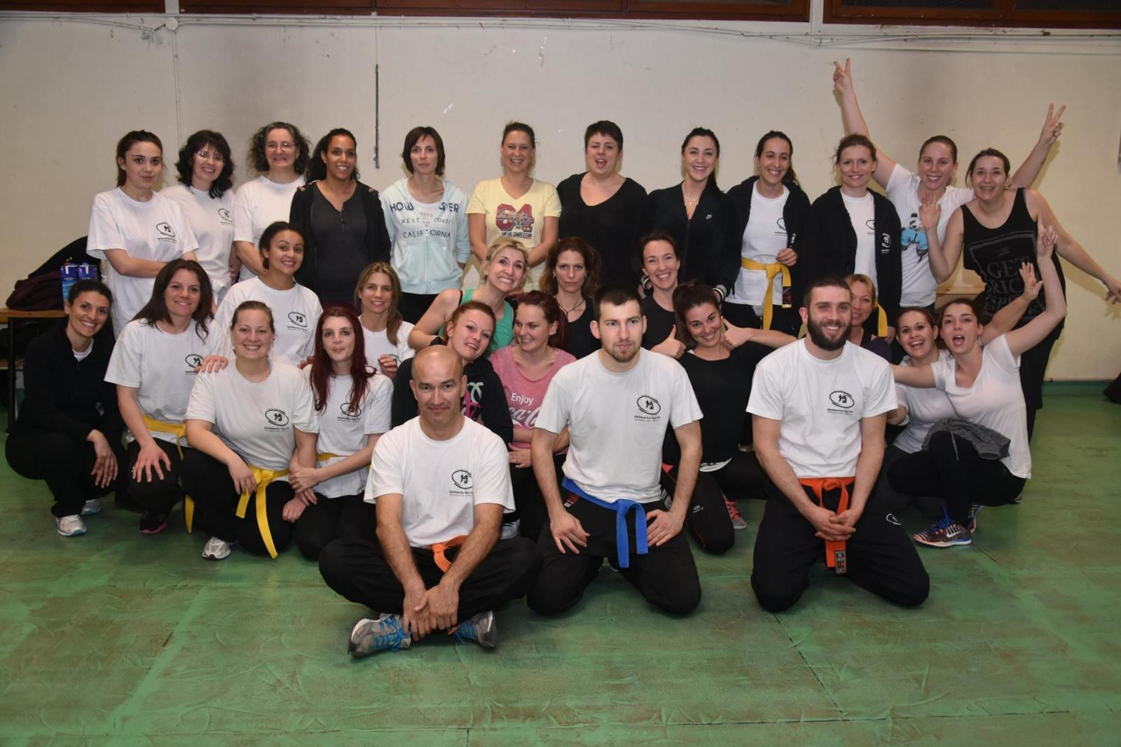 Cours Femmes (13 ans et +) - Self-Defense Krav Maga Area (SDKM AREA)