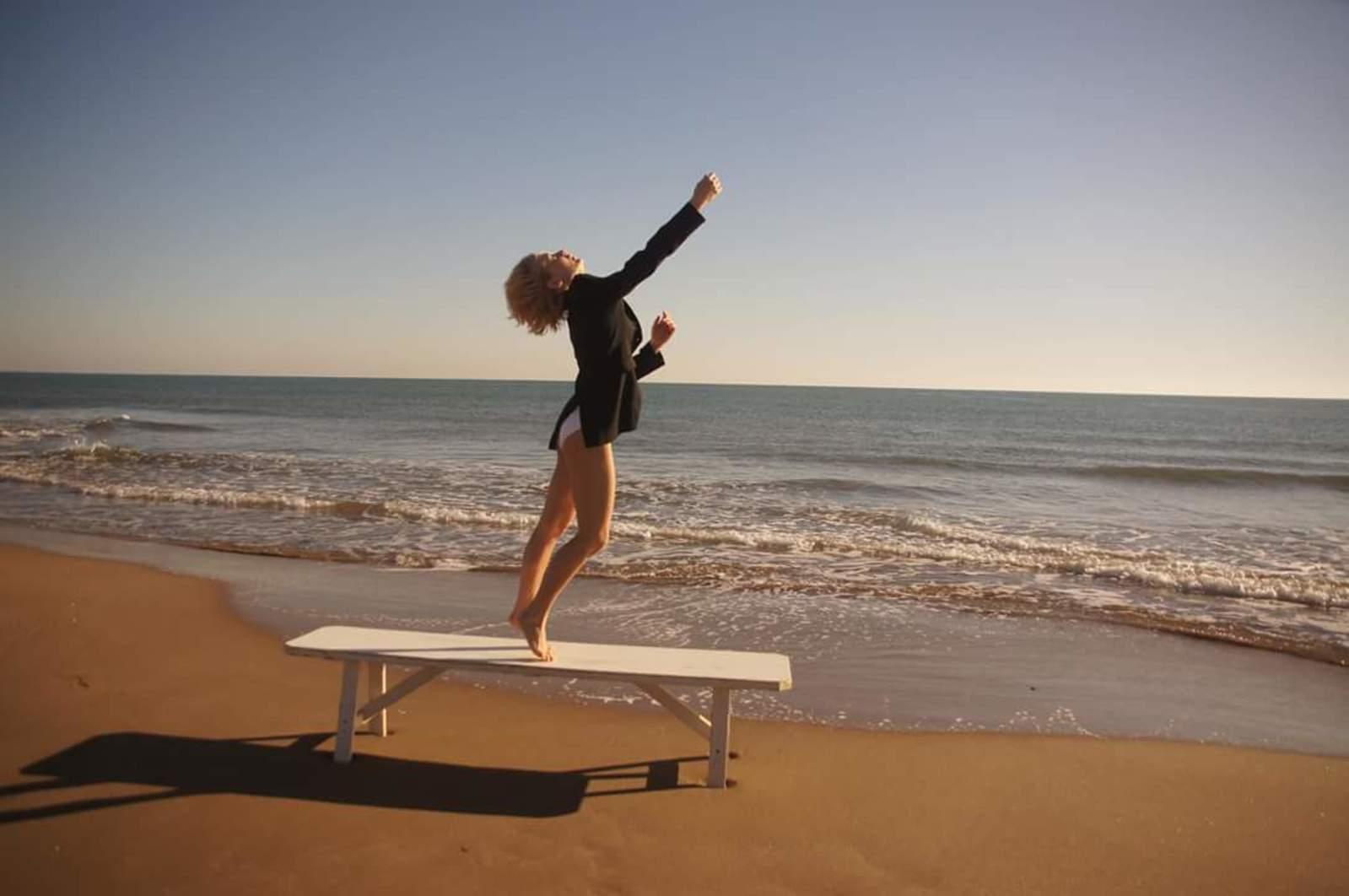 Cours de danse moderne - Compagnie Fabulous CC Ballet, Clémence Camus