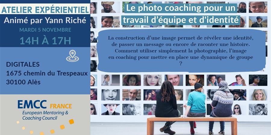 "EMCC Occitanie Est : 5 Nov après-midi "" le photo coaching "" - EMCC France LR"