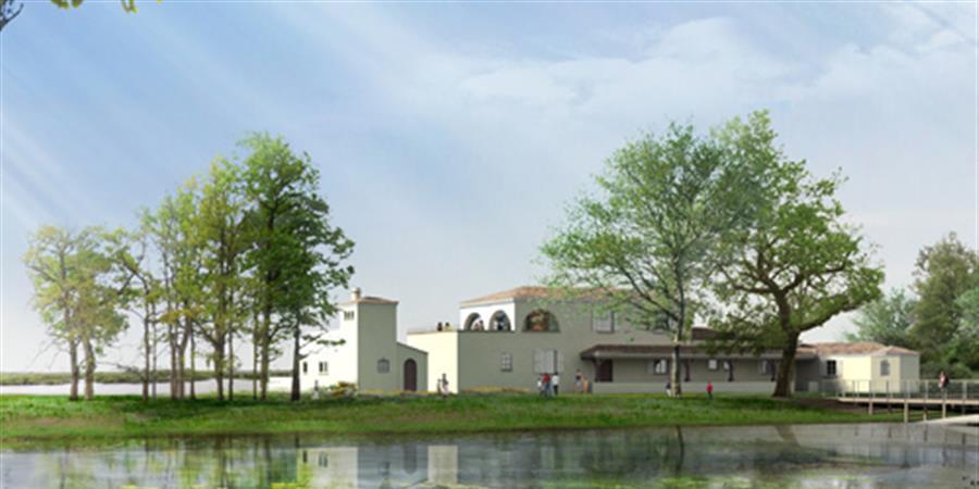 Maison du lac de Gandlieu -  Médiagraph