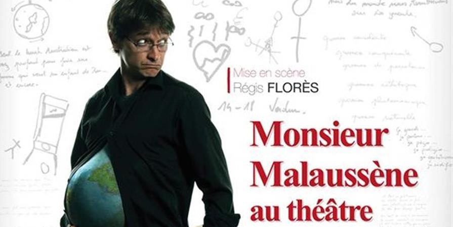 Monsieur Malaussène au Théâtre de Daniel Pennac - THEATRE POPULAIRE NANTAIS