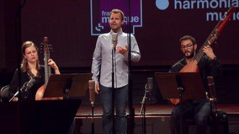 MARC MAUILLON TENOR - POESIE ET MUSIQUE AUX XVIè ET XXè SIECLE - 21/10 15H  - Ouverture - Festival de Semur-en-Auxois