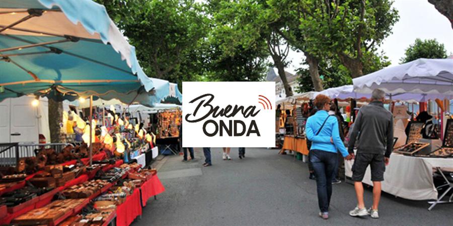 Marché artisanal du festival Buena Onda #5 - Buena Onda