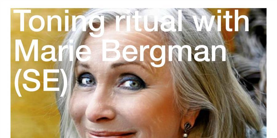 Toning ritual avec Marie Bergman (Suède) - Les Poissons du ciel