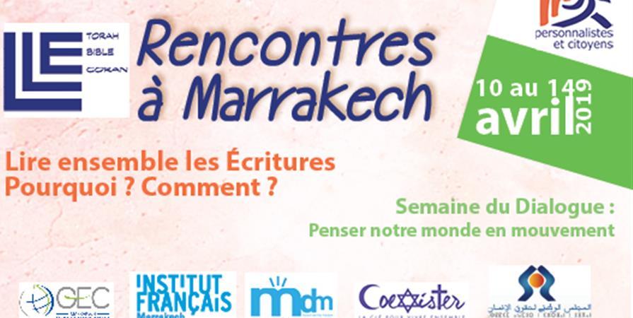 Rencontres à Marrakech - La Vie Nouvelle