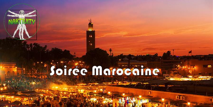 Soirée marocaine - Mars 2020 - Naktivity