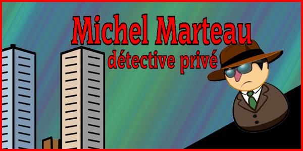 Michel Marteau // 31 mars - Maldoror