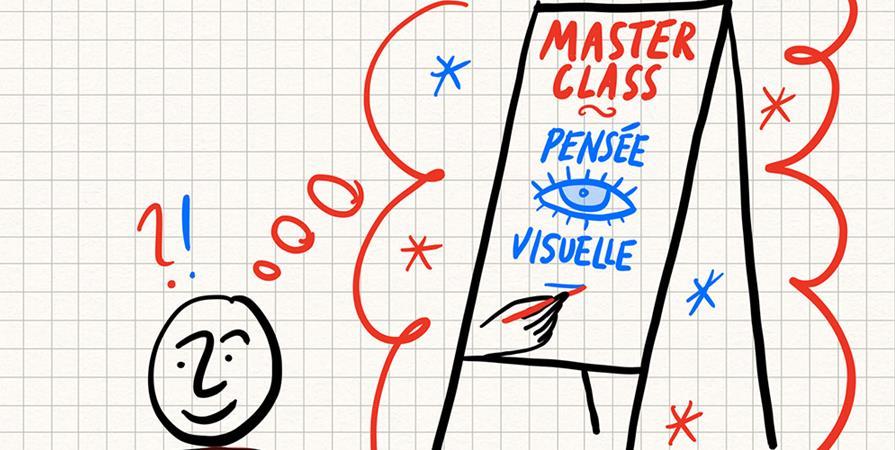 Atelier Master Class Pensée Visuelle de Vanina Gallo - Axiohom