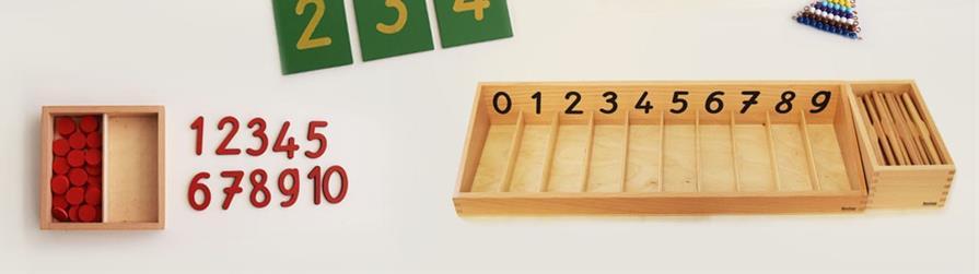 Découverte de la pédagogie Montessori (3-6 ans) - Mikado
