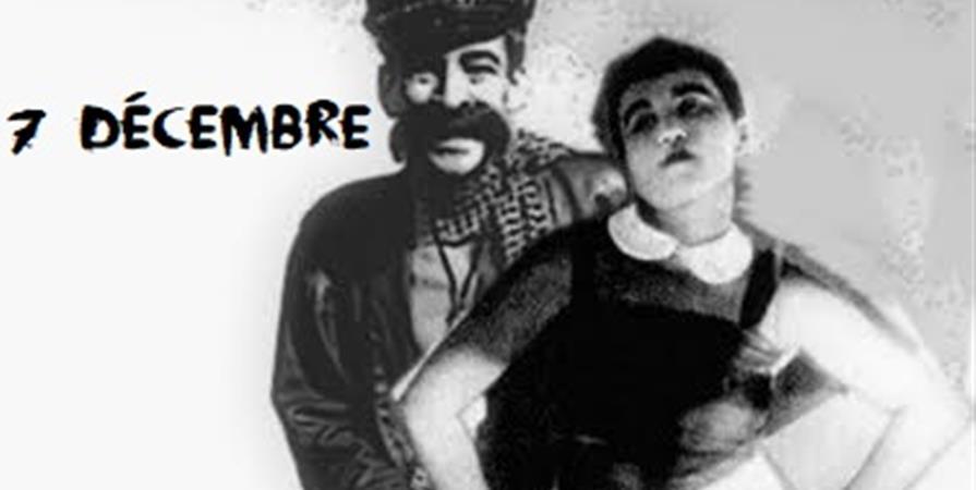 """Leda Atomica Musique (Marseille) vous présente  """"RECITAL MAUVAIS GENRE"""" - Association Gecko"""