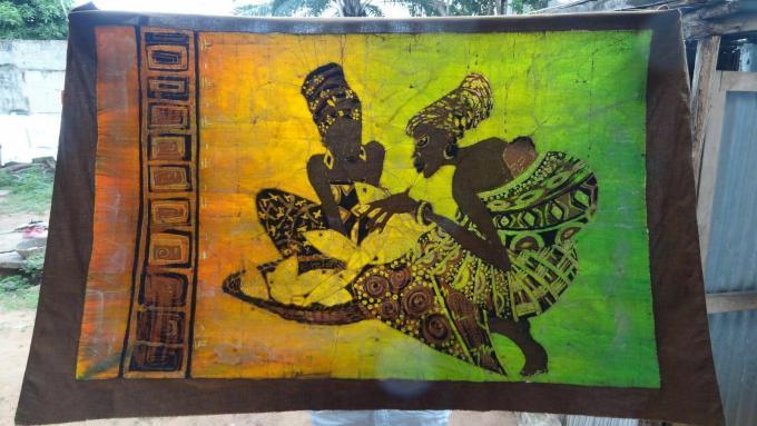 Atelier parent enfant Batik - NYA TALENTS