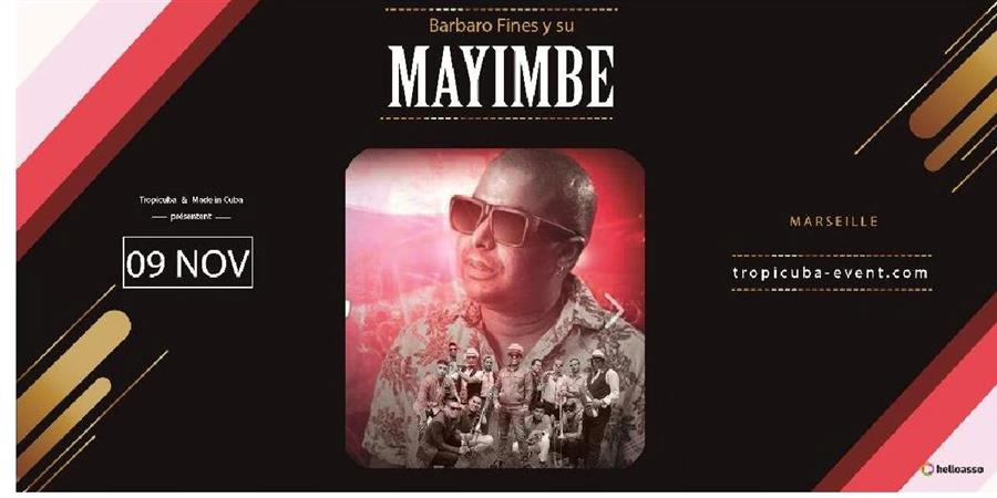 Concert Mayimbe - TROPICUBA