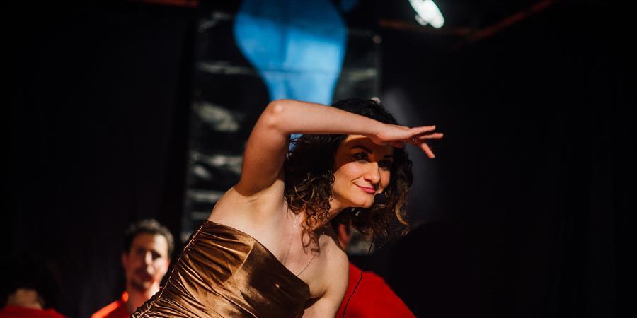 L'impro qui court [ Cabaret d'impro ] - 5 avril 2019 - Le Bruit Qui Court