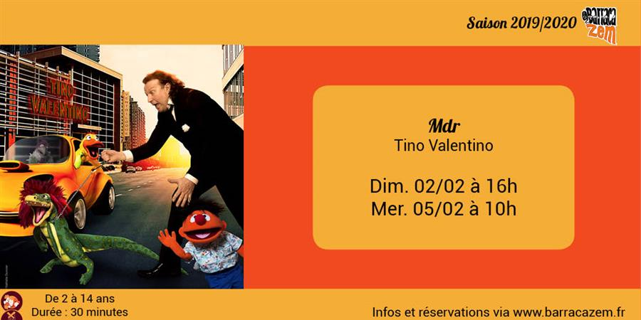Dim. 16h - Mdr - Tino Valentino - Brasil Afro Funk
