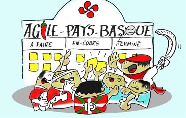 Agile Pays Basque 2018 - Agile Côte Basque